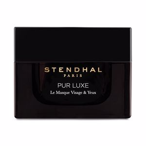 Face mask PUR LUXE le masque visage & yeux Stendhal