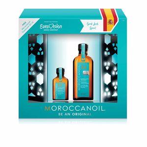 Hair repair treatment BE AN ORIGINAL SET Moroccanoil