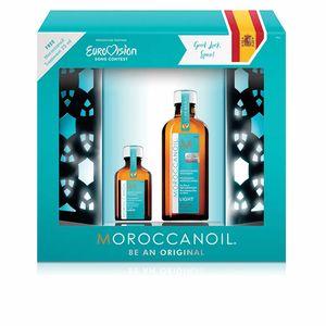 Hair gift set BE AN ORIGINAL LIGHT SET Moroccanoil