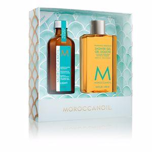 Hair gift set MOROCCANOIL TREATMENT LIGHT SET Moroccanoil