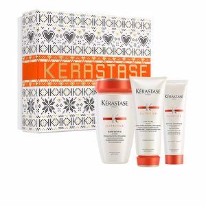 Hair gift set NUTRITIVE BAIN SATIN 1 SET Kérastase