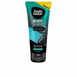 Crema depilatoria BODY SHAVE gel de afeitado Body Natur