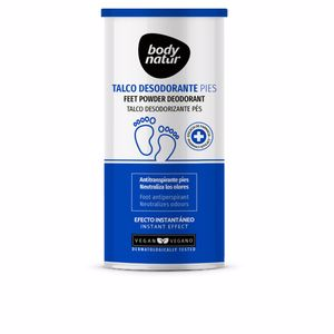 Foot cream & treatments PIES talco desodorante Body Natur