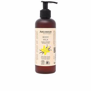 Body moisturiser BODY MILK 100% origen natural Arganour