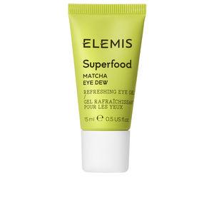 Dark circles, eye bags & under eyes cream SUPERFOOD matcha eye dew Elemis