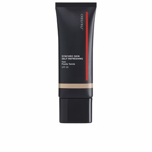 Foundation makeup SYNCHRO SKIN SELF-REFRESHING tint Shiseido