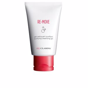 Make-up remover - Facial cleanser MY CLARINS RE-MOVE gel nettoyant purifiant Clarins
