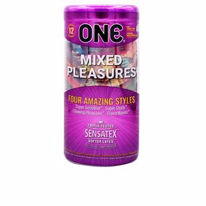 Intimate health product MIXED PLEASURES condoms One