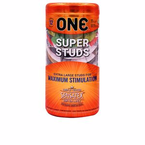 Intimate health product SUPER STUDS condoms One