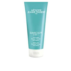 Slimming cream & treatments - Cellulite cream & treatments SLIMSCULPT 3 EN 1 gel fondant minceur fermeté anti-capitons Jeanne Piaubert