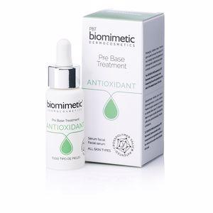 Tratamento hidratante rosto - Anti-rugas e anti envelhecimento PRE BASE TREATMENT antioxidante Biomimetic Dermocosmetics