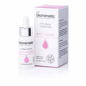 Anti-rugas e anti envelhecimento - Tratamento hidratante rosto PRE BASE TREATMENT antiedad Biomimetic Dermocosmetics