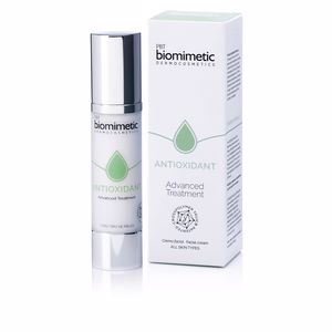 Anti-rugas e anti envelhecimento - Tratamento hidratante rosto ADVANCED TREATMENT antioxidante Biomimetic Dermocosmetics
