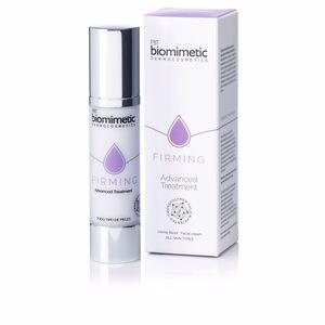 Anti-rugas e anti envelhecimento ADVANCED TREATMENT reafirmante Biomimetic Dermocosmetics