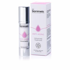 Anti-rugas e anti envelhecimento ADVANCED TREATMENT antiedad Biomimetic Dermocosmetics