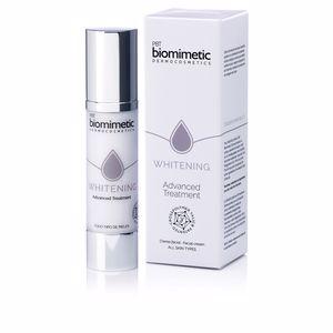 Anti-rugas e anti envelhecimento ADVANCED TREATMENT despigmentante Biomimetic Dermocosmetics