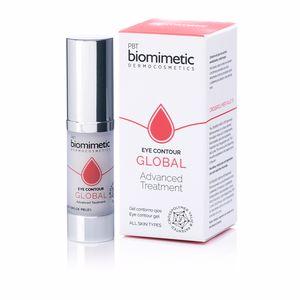 Tratamento papos e olheiras ADVANCED TREATMENT contorno de ojos global Biomimetic Dermocosmetics