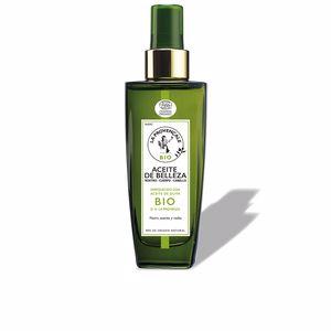 Face moisturizer - Hair moisturizer treatment - Body moisturiser ACEITE DE BELLEZA BIO rostro-cuerpo-cabello La Provençale