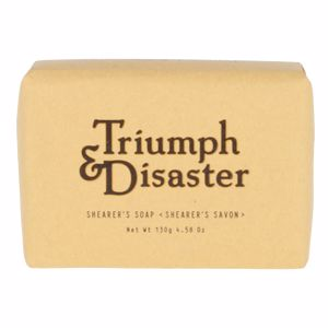 Hand soap SHEARER´S soap bar Triumph & Disaster