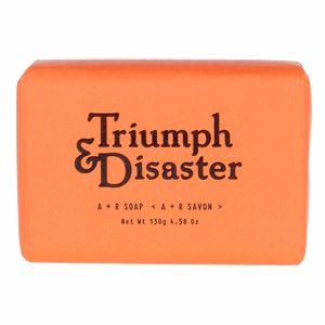 Hand soap A+R soap bar Triumph & Disaster