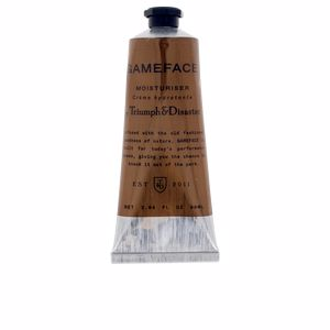 Face moisturizer GAMEFACE moisturiser tube Triumph & Disaster