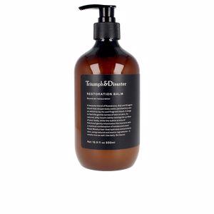 Body moisturiser RESTORATION balm Triumph & Disaster