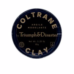 Hair styling product COLTRANE clay Triumph & Disaster