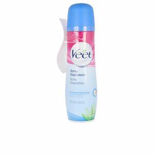 Depilatory cream SPRAY DEPILATORIO piel sensible Veet