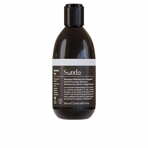 Moisturizing shampoo GENTLE everyday shampoo Sendo