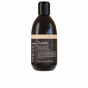 Shampoo for shiny hair HYDRATION nourishing shampoo Sendo
