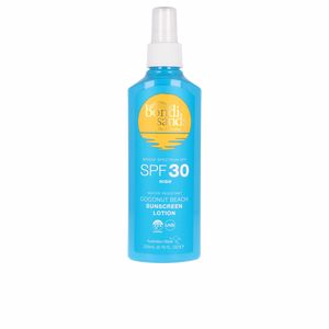 Corporales SPF30 coconut beach sunscreen lotion Bondi Sands