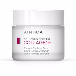 Hautstraffung & Straffungscreme  - Anti-Aging Creme & Anti-Falten Behandlung COLLAGEN+ crema firmeza y volumen Ainhoa