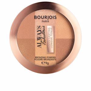 Bronzing powder ALWAYS FABULOUS bronzing powder Bourjois