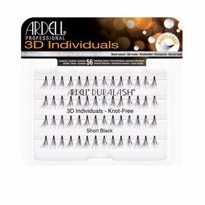 Pestañas postizas PESTAÑAS POSTIZAS 3D INDIVIDUALES #short black Ardell