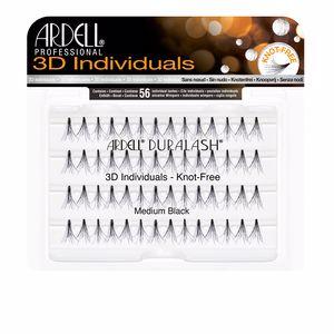 Pestañas postizas PESTAÑAS POSTIZAS 3D INDIVIDUALES #medium black Ardell