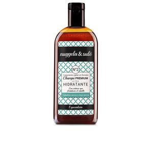 Moisturizing shampoo Nº2 HIDRATANTE champú premium cabellos secos Nuggela & Sulé