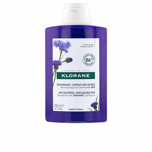 Champú color DÉJAUNISSANT Shampoing à la Centaurée Klorane