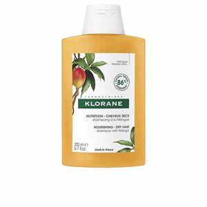 Champú hidratante NUTRITION shampoing à la mangue Klorane