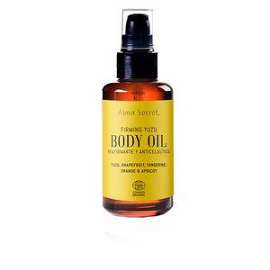Body firming  - Cellulite cream & treatments BODY OIL reafirmante y anticeculítico Alma Secret