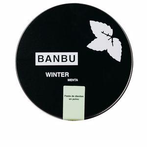 Pasta de dientes WINTER pasta de dientes Banbu