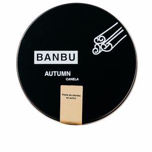 Pasta de dientes AUTUMN pasta de dientes Banbu