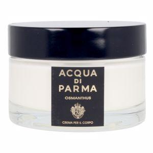 Body moisturiser SIGNATURES OF THE SUN OSMANTHUS body cream Acqua Di Parma