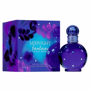 perfume britney spears fantasy midnight feminino eau de parfum 100ml