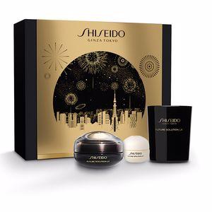 Skincare set FUTURE SOLUTION LX EYE & LIP SET Shiseido