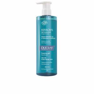 Facial cleanser KERACNYL foaming gel Ducray