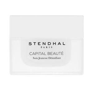Anti aging cream & anti wrinkle treatment CAPITAL BEAUTÉ soin jeunesse détoxifiant Stendhal