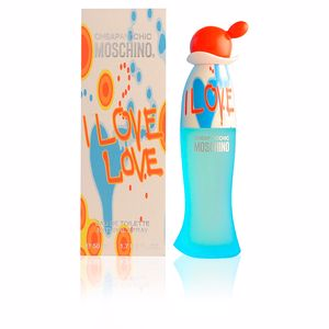 Moschino, CHEAP AND CHIC I LOVE LOVE eau de toilette spray 50 ml