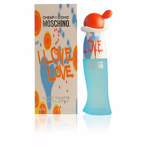 Moschino, CHEAP AND CHIC I LOVE LOVE eau de toilette spray 30 ml