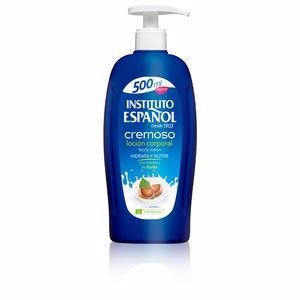 Body moisturiser MANTECA DE KARITÉ cremoso loción corporal Instituto Español