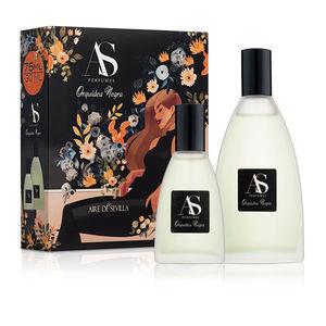 Aire Sevilla AIRE DE SEVILLA ORQUÍDEA NEGRA SET perfume